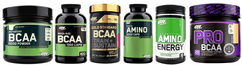 All-Optimum-Nutrition-BCAAs-Compared